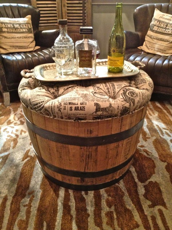diy-living-room-table-made-of-old-wine-barrel-plus-cozy-cushions-applied-in-classic-living-room