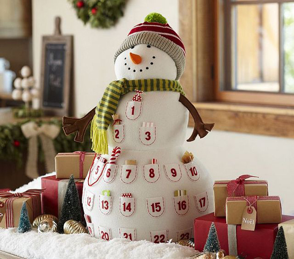 snowman-christmas-advent-calendars