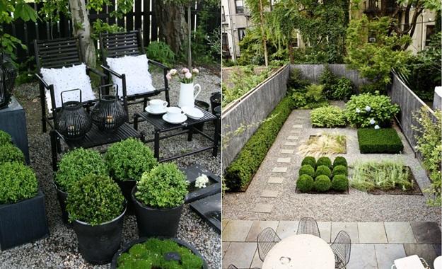 Meseszép ötletek kicsi kertekhez  Sokszínű vidék