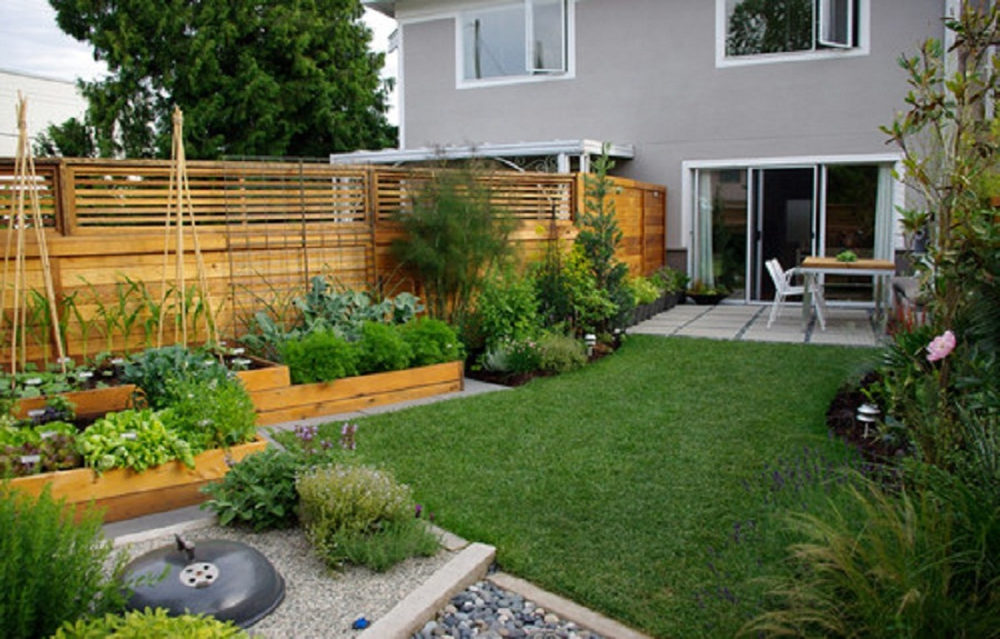 raised-garden-bed-edging-ideas-contemporary-raised-garden-beds-tucked-round-edges-raised-beds-pictures